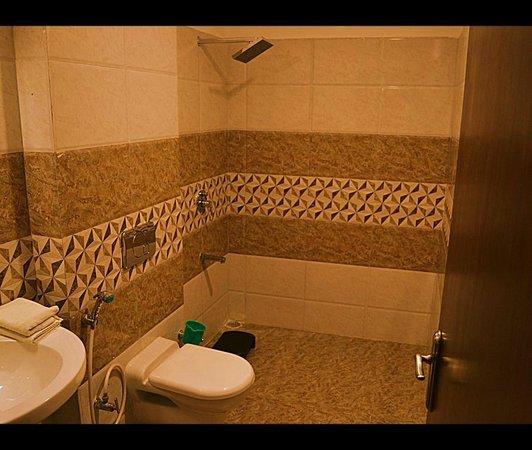 Hotel Priya : Bathroom
