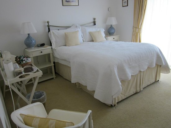 Redfoot Lea Bed and Breakfast: Double Room