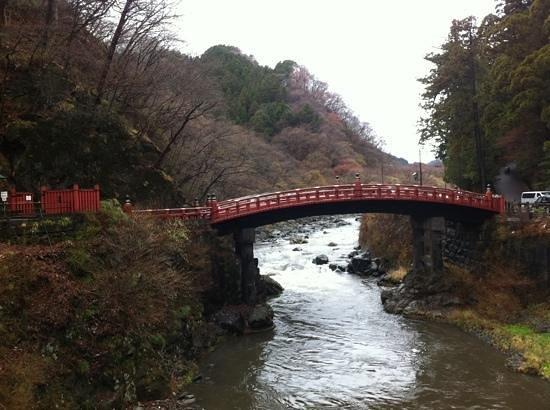 Nikko Senhime Monogatari: Shinkyo bridge