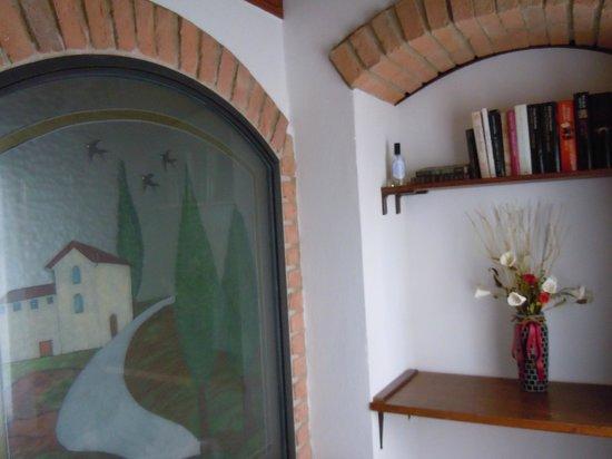 Hotel Vecchio Asilo: l'angolo della lettura