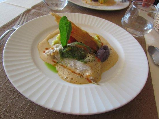 Le Saint Alys : Assiette de poisson Saint-Alys