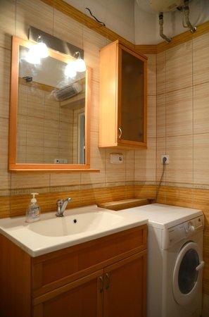 Hostel Lipa: Bathroom