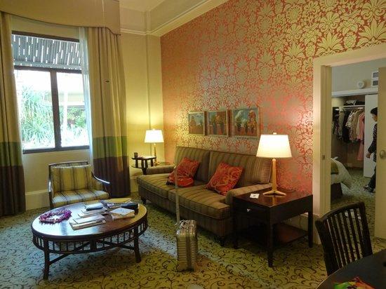 The Royal Hawaiian, a Luxury Collection Resort : 部屋