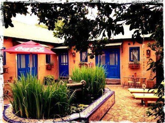 Casa Velha Guesthouse: Suite Courtyard