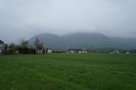 Haus Steiner : View of the Alps