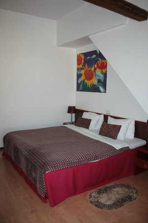 A1 Hotel: Room