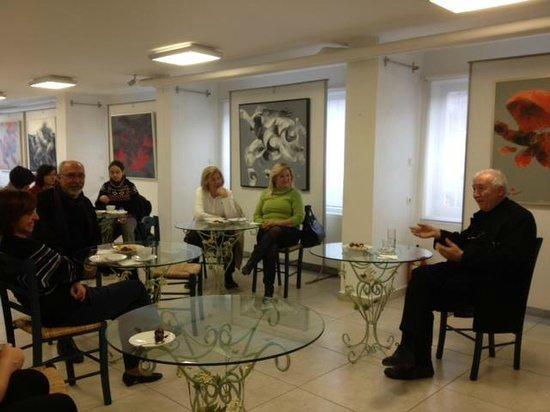 Prof. Oktay Anılanmert ile Sanat Sohbeti