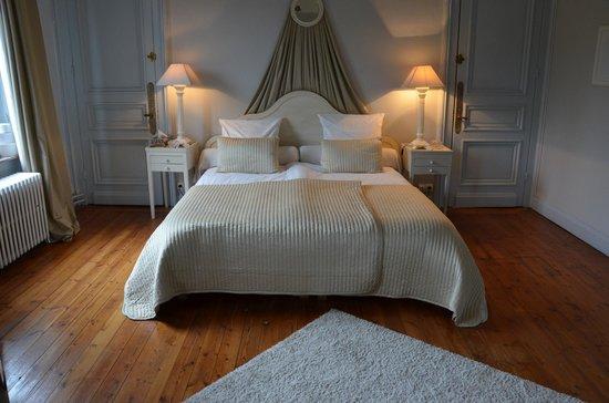 Maison d'hôtes de la Lys : Chambre Stanislas - Suite