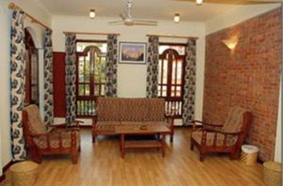 Vardan Resort n' Apartment: apartmentsitingroom