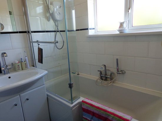 Fig Tree House : Bathroom