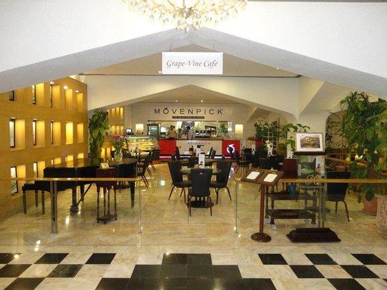 Pearl Continental Hotel Karachi : Grape Vine Cafe