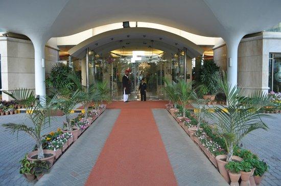 Pearl Continental Hotel Karachi: Enterance