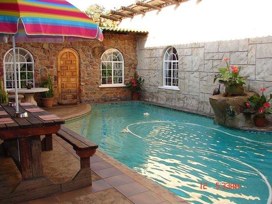 Panorama Guest Farm: Swimming Pool