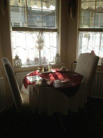 Blenheim Hotel : Dining Room
