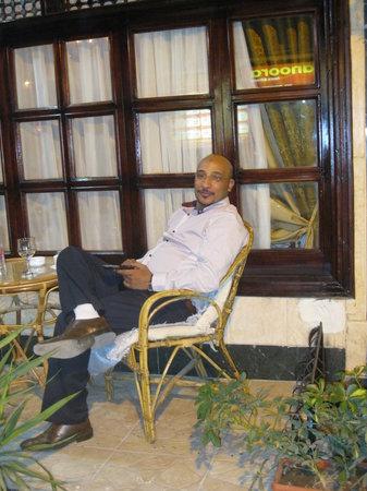 Aisha Restaurant : General Manager