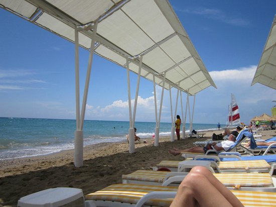 TUI Magic Life Belek: spiaggia