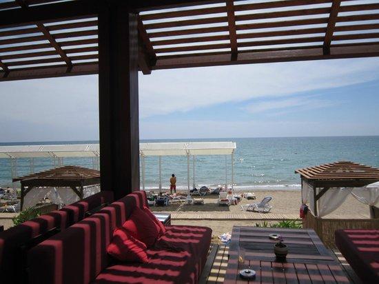 TUI Magic Life Belek: bar e spiaggia