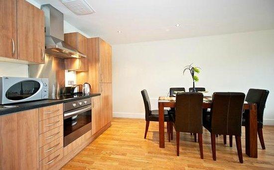 Staycity aparthotels arcadian centre birmingham for Appart hotel birmingham