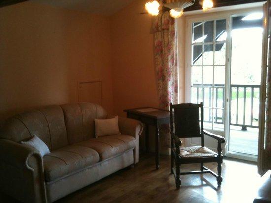 Chambres d'Hôtes Aguerria: Suite avec balcon