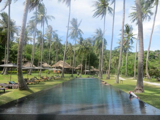 Haadtien Beach Resort: Pool
