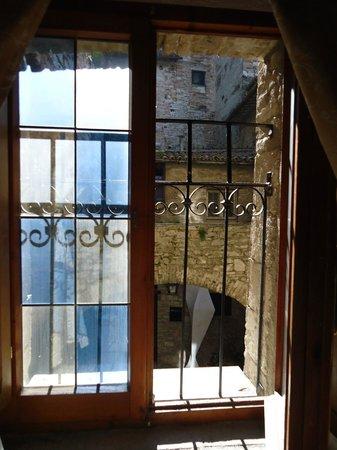 Hotel Lieto Soggiorno: vista della finestra