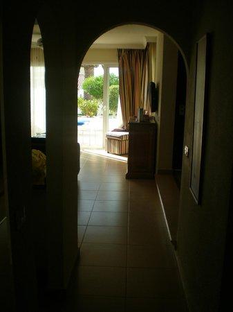 Sunningdale: salon desde la habitación