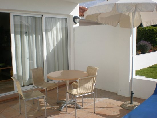 Select Sunningdale: terraza