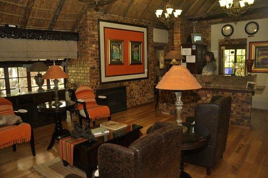 Ikwekwezi Boutique Estate: Reception