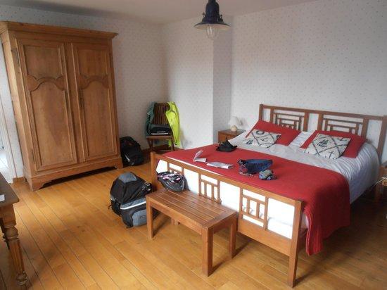 Chambres d'Hotes les Terrasses de l'Enclos: Ma Chambre