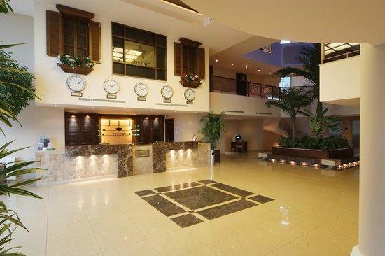 Princessa Hotel: Princessa Lobby