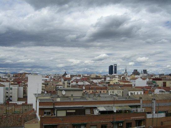 Hotel VP Jardin Metropolitano: View from the room