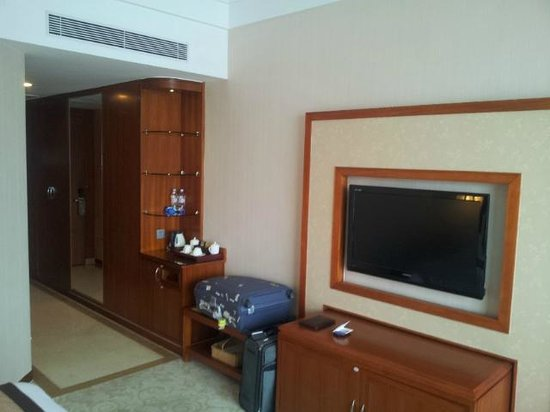Yihao International Hotel: room 1607 entrance