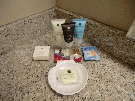 Crowne Plaza Miami Airport: Bathroom Amenties