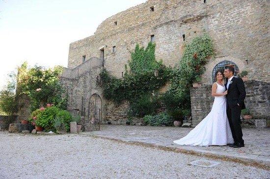 Castello di Rosciano: il nostro matrimonio a Rosciano