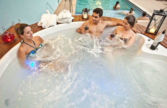 Hotel Pousada Aguas de Bonito: Heated Spa