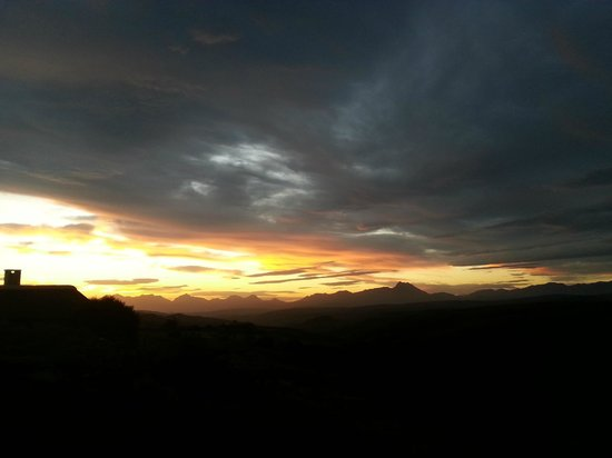 Gondwana Game Reserve: Sunsets