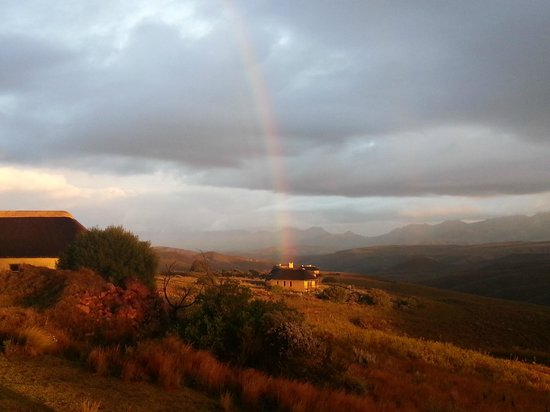Gondwana Game Reserve: End of the rainbow