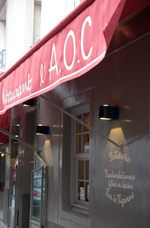 L'AOC: la façade