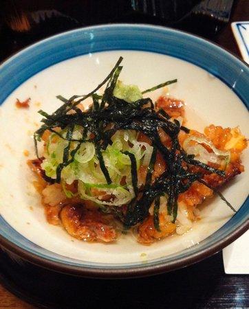 名古屋备长鳗鱼饭(Esca店)