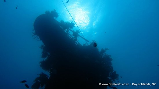 Dive North: Blue water to blow your mind away...