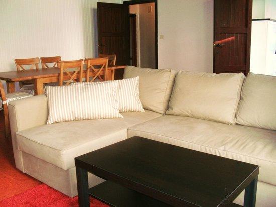House William : Apartment salon