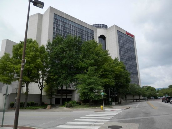 Chattanooga Marriott Downtown: Hotel