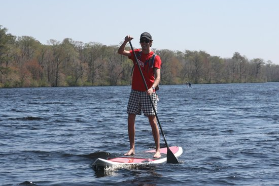 Atlantic Paddle Source: Great day to paddle in VB