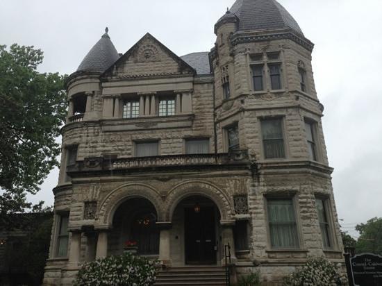 Conrad-Caldwell House Museum (Conrad's Castle): Conrad-Caldwell Mansion