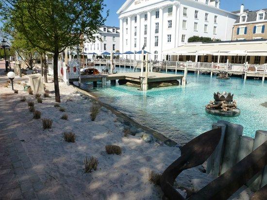 """Hotel """"Bell Rock"""" Europa-Park: L'hotel"""