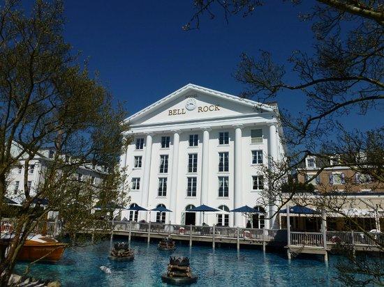 "Hotel ""Bell Rock"" Europa-Park: Vue sur l'hotel"