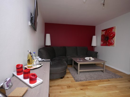 Wöhrden, Deutschland: Wohnbereich Suite