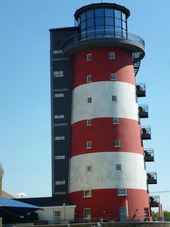 "Hotel ""Bell Rock"" Europa-Park: Le phare"