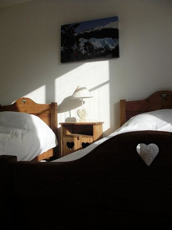 Chalet Deux Freres - By Skiology : Bedroom