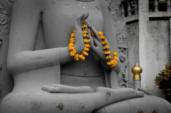 Tiger Cave Temple (Wat Tham Suea) : budda